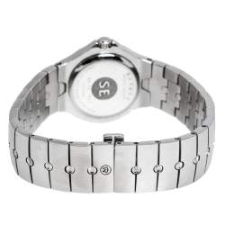 Movado Silver Stainless Steel Sports Edition 0604599 Women's Wristwatch 26 mm