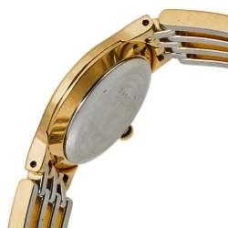 Movado Black Gold Plated Stainless Steel Esperanza Museum Women's Wristwatch 23 mm