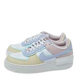 Nike WMNS Air Force 1 Shadow Summit White/Ghost Sneakers Size 37.5