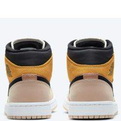 Nike Jordan 1 Mid SE Particle Beige Sneakers Size US 7W (EU 38)