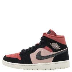 Nike Jordan 1 Mid Canyon Rust Sneakers Size (US 8.5W) EU 40