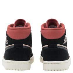 Nike Jordan 1 Mid Canyon Rust Sneakers Size (US 9.5W) EU 41