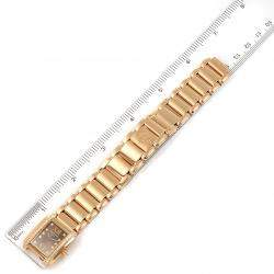 Patek Philippe Brown Diamonds 18K Rose Gold Twenty-4 4908 Women's Wristwatch 22 x 26 MM