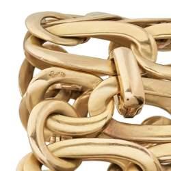 Pomellato Narciso 18K Yellow Gold Link Bracelet