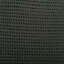 Prada Green Crochet Knit Sleeveless Midi Dress S