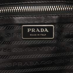 Prada Black Tessuto Easy Shoulder Bag