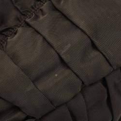 Prada Black Nylon Tessuto Gaufre Bag