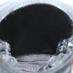 Prada Black Nylon Set of Three Waist Bag
