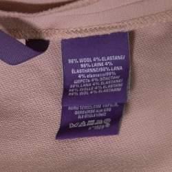 Ralph Lauren Lilac Wool High Waist Annie Pants M
