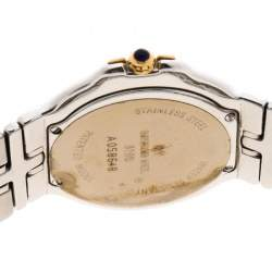 Raymond Weil Black Gold Plated Stainless Steel Parsifal 9190 Women Watch 35MM