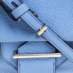 Reed Krakoff Sky Blue Leather Crossbody Bag