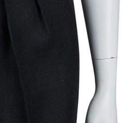 Roksanda Ilincic Dark Grey Wool Trousers M