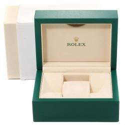Rolex Silver 18K White Gold And Stainless Steel Datejust Steel 179174 Women's Wristwatch 26 MM