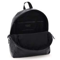 Saint Laurent Black Nylon Nuxx Logo Backpack Bag