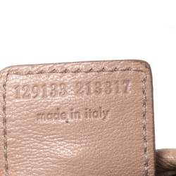 Saint Laurent Beige Leather St.Tropez Mombasa Hobo