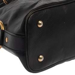 حقيبة سان لوران باريس ميوز متوسطة كانفاس بيج