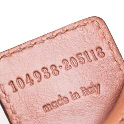 حقيبة هوبو سان لوران باريس موباسا سويدى وردية