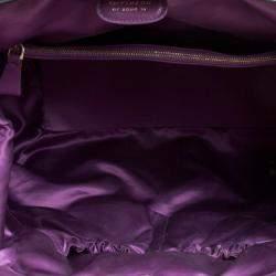 Symthson Black Leather Nancy Top Handle Bag