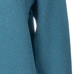 Sonia Rykiel Blue Shimmer Sweater S
