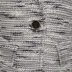 ST. John Multicolor Textured Jacket M