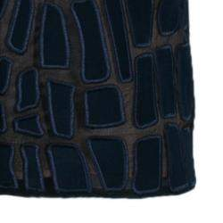 Stella McCartney Navy Textured Top XS And Pants Set S