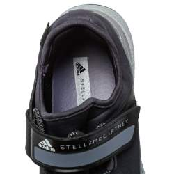 Adidas By Stella McCartney Fabric And Faux Leather Outdoor Boost RAIN.RDY Sneakers Size 38.5