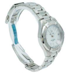 Tag Heuer Aquaracer Mother of Pearl Dial Steel Women's Watch 32 MM