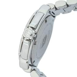 Tag Heuer Pink Mother Of Pearl Stainless Steel Diamonds Formula One WAC1216.BA0852 Women's Wristwatch 37mm