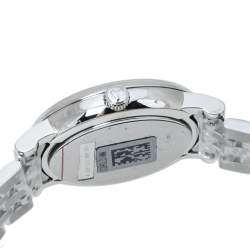 Tissot Silver Stainless Steel Carson Premium T122210A Women's Wristwatch 30 mm