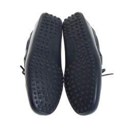 حذاء لوفرز تودز فور فيراري فيونكة جلد كحلية مقاس 40.5
