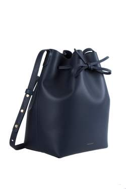 حقيبة منصور غافرييل باكت جلد كحلية