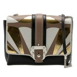 Paula Cademartori Multicolor Alice Chain Shoulder Bag