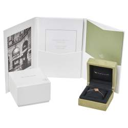 Van Cleef & Arpels Sweet Alhambra 18K Rose Gold Bracelet