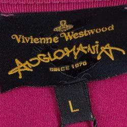 Vivienne Westwood Anglomania Pink Dress L