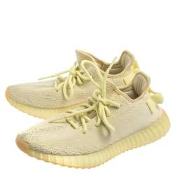 Yeezy x Adidas Boost 350 V2 Butter Sneakers Size 39.5