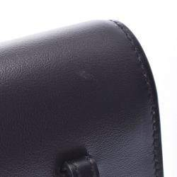 Yves Saint Laurent Black Leather Kate Belt Bag