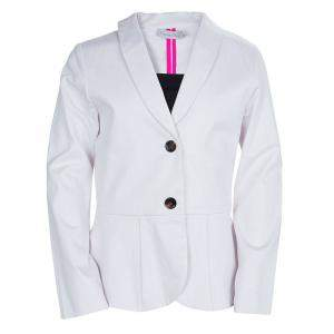 Dior Pale Pink Fitted Blazer 10 Yrs