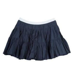 Roma e Tosca Navy Blue Cotton Skirt 10 Yrs