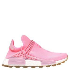 Adidas NMD Hu Trail Pharrell Pink Sneakers Size EU 38 2/3 US 6