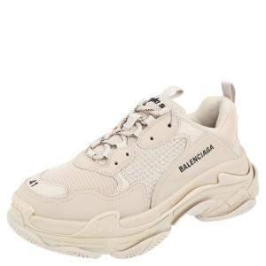 Balenciaga Multicolor Triple S Sneakers Size 42