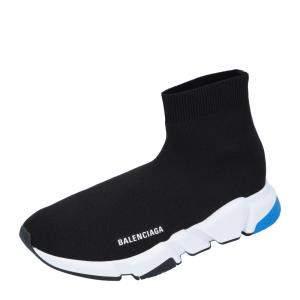 حذاء رياضي بالنسياغا ترينرز سبيد أسود مقاس أوروبي 40