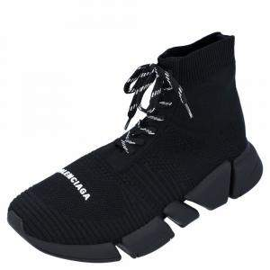 حذاء رياضي بالنسياغا سبيد 2.0 أسود برباط مقاس أوروبي 40