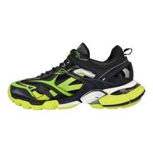 Balenciaga Black/Yellow Track 2.0 Sneakers EU 40