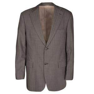 Boss By Hugo Boss Grey Wool Pasolini/Movie Blazer M