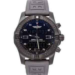 Breitling Black Titanium Exospace B55 VB5510H1/BE45 Men's Wristwatch 46 MM
