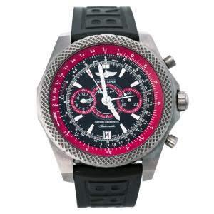 Breitling Two-Tone Titanium E27365 Men's Wristwatch 49 mm