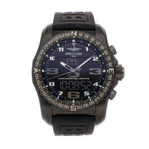 Breitling Black Titanium Cockpit B50 VB501022/BD41 Men's Wristwatch 46 MM