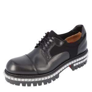 Christian Louboutin Black Mika Sky Shoes EU 44