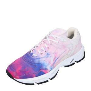 Dior Multicolor CD1 Tie-dye Sneakers Size EU 41.5