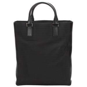 Dior Black Nylon Tote Bag